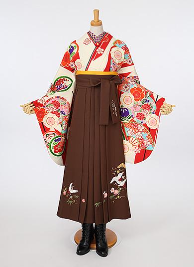 袴Style 1 飛鶴