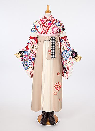 袴Style 10 ハーフトーン