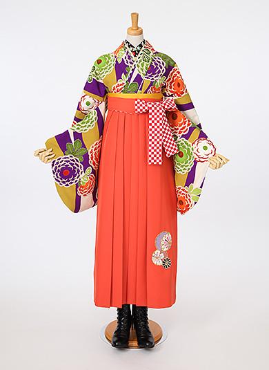 袴Style 12 ガーベラ