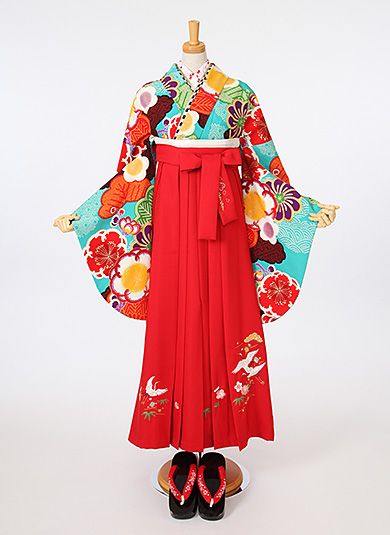 袴Style 13 くれない