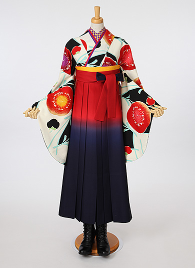 袴Style 16 コントラスト