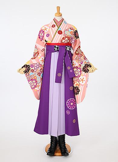 袴Style 17 アメジスト