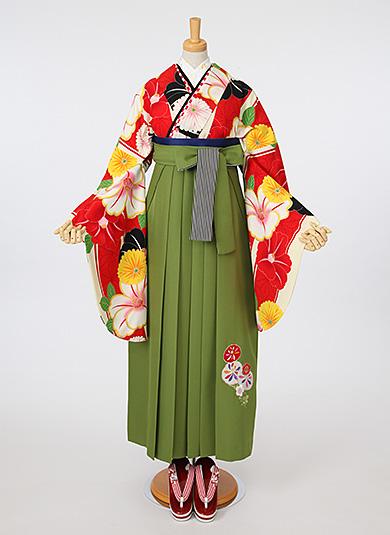 袴Style 19 百合