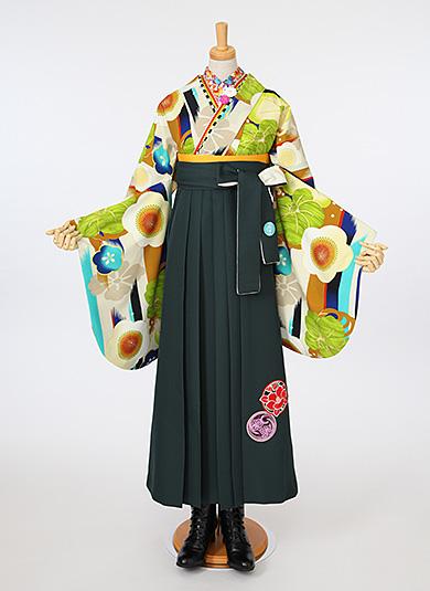 袴Style 2 白梅