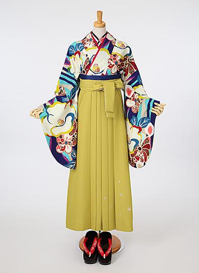 袴Style 22 四季折々