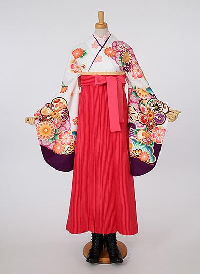 袴Style 24 ベンガラ