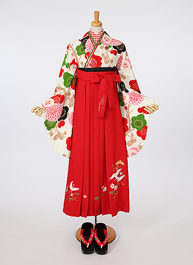 袴Style 25 スカーレット
