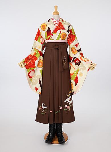 袴Style 26 玉椿