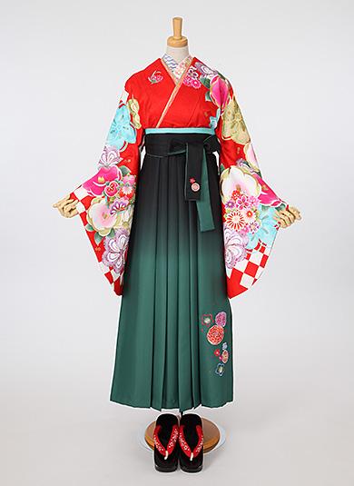 袴Style 28 市松
