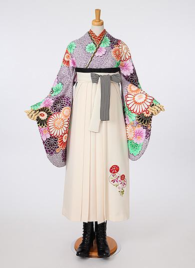 袴Style 29 バイオレット