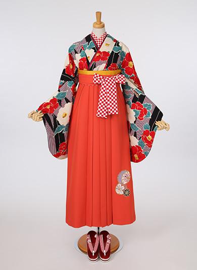 袴Style 3 椿
