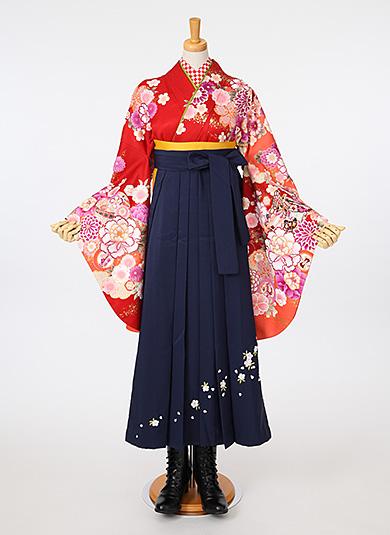 袴Style 9 百花繚乱