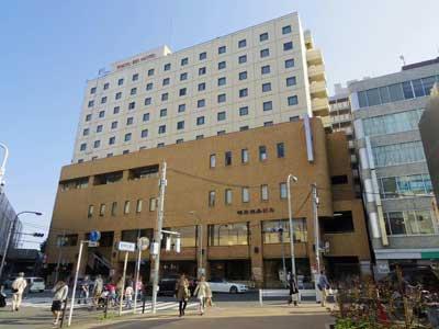 成人式のお支度会場、吉祥寺東急REIホテル
