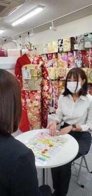 コロナ感染予防対策に基づく営業のご案内